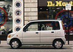 1996 Daihatsu Move
