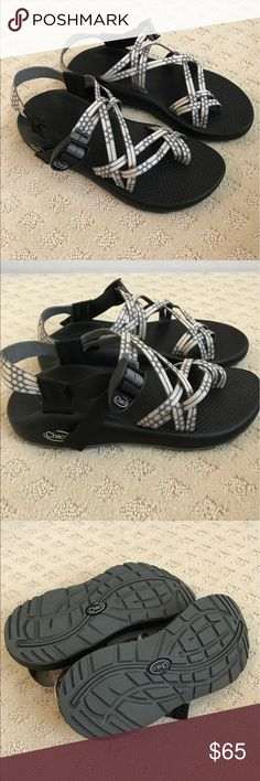 Ladies Chaco sandals size 8 Ladies Chaco sandals, size 8. Never worn! Shoes Sandals