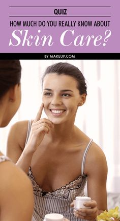 Find out how much you really know about skincare! Become an expert by the end of this quiz.
