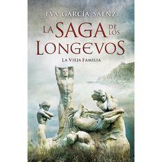 """""""La saga de los longevos"""", de Eva García Sanz"""