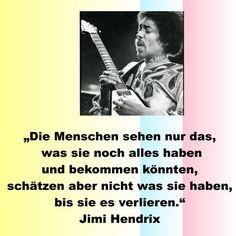 Dankbarkeit - Jimi Hendrix