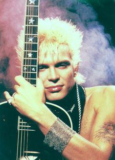Billy Idol [William Michael Albert Broad] - English rock musician/songwriter