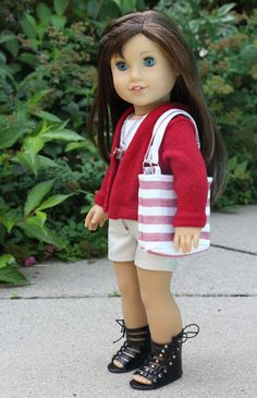 American Girl Clothes I Love a Road Trip by NoodleClothing