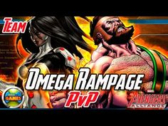 Team Omega Rampage Marvel Avengers Alliance #2