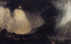 Snow Storm: Hannibal and his Army Crossing the Alps, 1812 - William Turner