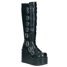 ca062cd1c66 43 Best Gothy boots and shoes (supposedly in my size) images