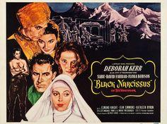'Narciso nero' (1947); regia: Michael Powell, Emeric Pressburger