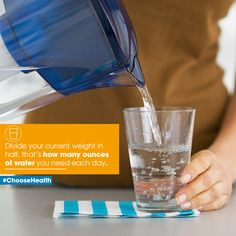 8 glasses of water a day is passé. Here's something interesting that you should know about your daily water intake.