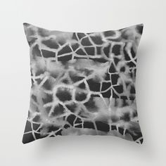 It's Complicated Throw Pillow by Georgiana Paraschiv