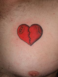 ... broken heart tattoo designs image and save image as  click save