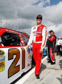 NASCAR: Trevor Bayne, 2011 Daytona 500 winner.