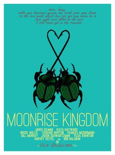 Moonrise Kingdom - Fan Poster