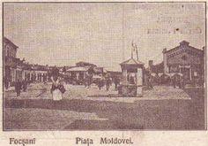 Focsani - Piata Moldovei - antebelica Painting, Art, Art Background, Painting Art, Kunst, Paintings, Performing Arts, Painted Canvas, Drawings