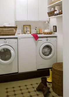 Noho Loft - contemporary - laundry room - new york - Thom Filicia Inc.