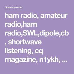 ham radio, amateur radio,ham radio,SWL,dipole,cb, shortwave listening, cq magazine, n1ykh, k1ykh, jetstream, antenna insulators, best antennas, cheapest antennas, made in the USA, American made, 1 : 1 balun, baluns, 10 meters, 11 meters, 12 meters, 1