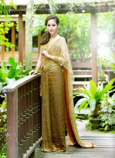 1000+ images about Thai clothes on Pinterest | Traditional ...