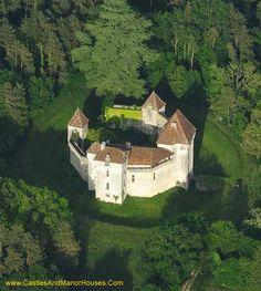 Château de Caussade,Trélissac, Dordogne, Périgord