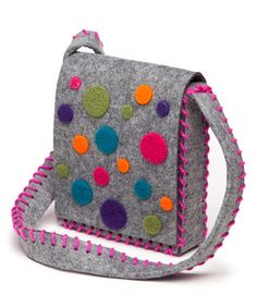 Loving this Needle Felt Purse Kit on #zulily! #zulilyfinds