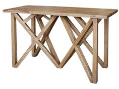 Hughes Architect Console Table | Four Hands