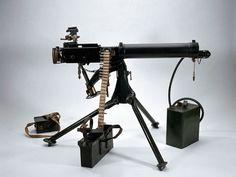 The Vickers machine gun - http://www.warhistoryonline.com/war-articles/vickers-machine-gun.html