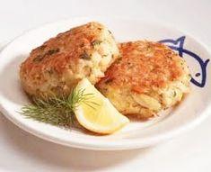 Lemon Zest Crab Cakes- HCG Recipe Phase 2