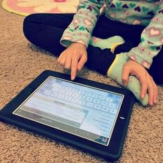 5 Signs Your Family Needs a Digital Detox  Recently, my daughters have been very interested in some of the newer apps available online.  And while they don't have much access into the online world, I do believe moderation and balance -- rather than all-out avoidance -- is the best way to teach children about this amazing resource called the Internet.