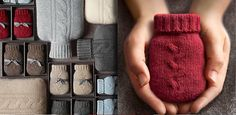 Cashmere Hot Water Bottles & Mini Hand Warmers | Restoration Hardware
