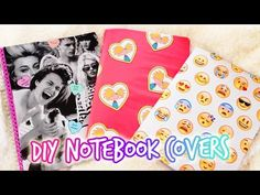 DIY Tumblr Notebook ♡ Back to School - YouTube