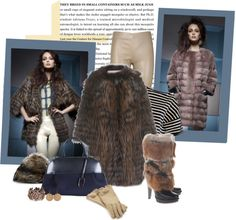 """""""Fur, Baby!"""" by sherry7411 on Polyvore"""
