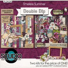 Double Dip: Timeless Summer