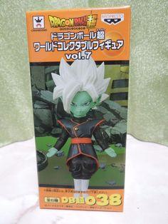 New Dragon Ball Super WCF World Collectable Vol.7 038 Zamasu (Potara) Figure