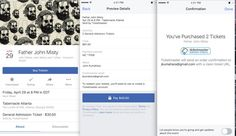 Ticketmaster will sell tickets directly on Facebook by the end of April