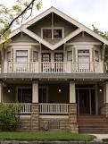 Minus the upper railing and doors, this looks like the house in Newhall I grew up in. :)