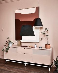 Couleur Nude/Terracotta Step Inside the Dreamiest Interior Design Studio in Australia via Diy Interior, Office Interior Design, Office Interiors, Interior Decorating, Interior Paint, Pink Home Decor, Retro Home Decor, Home Design, Design Ideas
