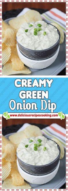 Creamy Green Onion D
