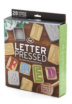 You Letter Believe It Cookie Cutter Set By Fred $17.99 (Mod Cloth)