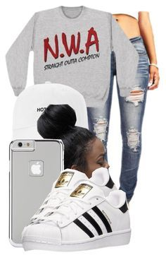 """""""."""" by ray-royals ❤ liked on Polyvore featuring Case-Mate, adidas, women's clothing, women, female, woman, misses and juniors"""