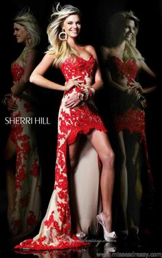 Sherri Hill 21016 by Sherri Hill
