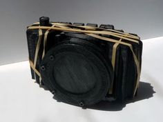 A Complete Fully Functional Pinhole Camera 3D printed