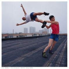 Li Wei Li Wei, Love at the high place - 47-01, Photographie