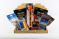Pole Fishing Coarse Pondip Tackle Box - (October 2014) - £19.49