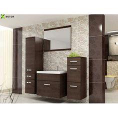 Evo fürdőszoba bútor - wenge/ PCV wenge