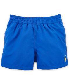 Ralph Lauren Baby Boys' Hawaiian Swim Boxers - Baby Boy (0-24 months) - Kids & Baby - Macy's