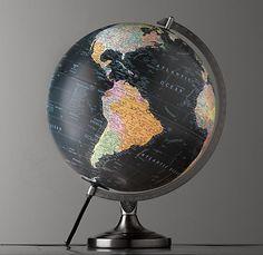 Earth Desk Globe