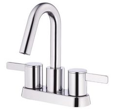 Danze D301030 Centerset Bathroom Faucet From the Amalfi Collection (Valve Included) Image