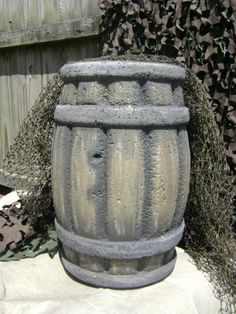how to build a wine barrel prop for a play | got an eye on you http playfx webs com
