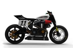 Bott XR-1 render.   Feature on the real bike in SIDEBURN #13