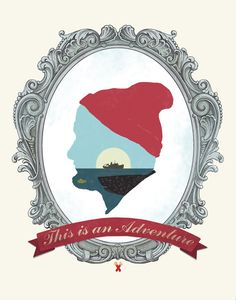 The Life Aquatic With Steve Zissou  This Is An by bigbadrobot, $15.00