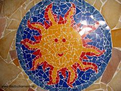 Keramická mozaika - klikni pre väčšiu veľkosť