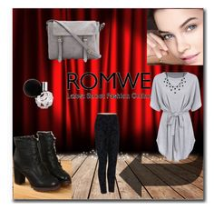 """""""Romwe II/4"""" by m-sisic ❤ liked on Polyvore"""